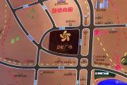电建中储泛悦城市广场交通图