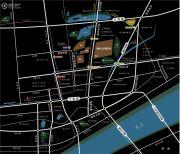 融创澜岸交通图