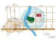 壹克拉公馆交通图