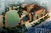中海新城熙岸配套图
