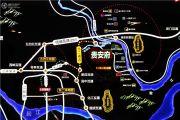 碧桂园贵安府交通图