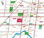 合能公馆交通图