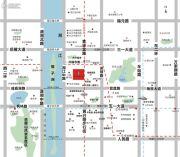 宇成开福广场交通图