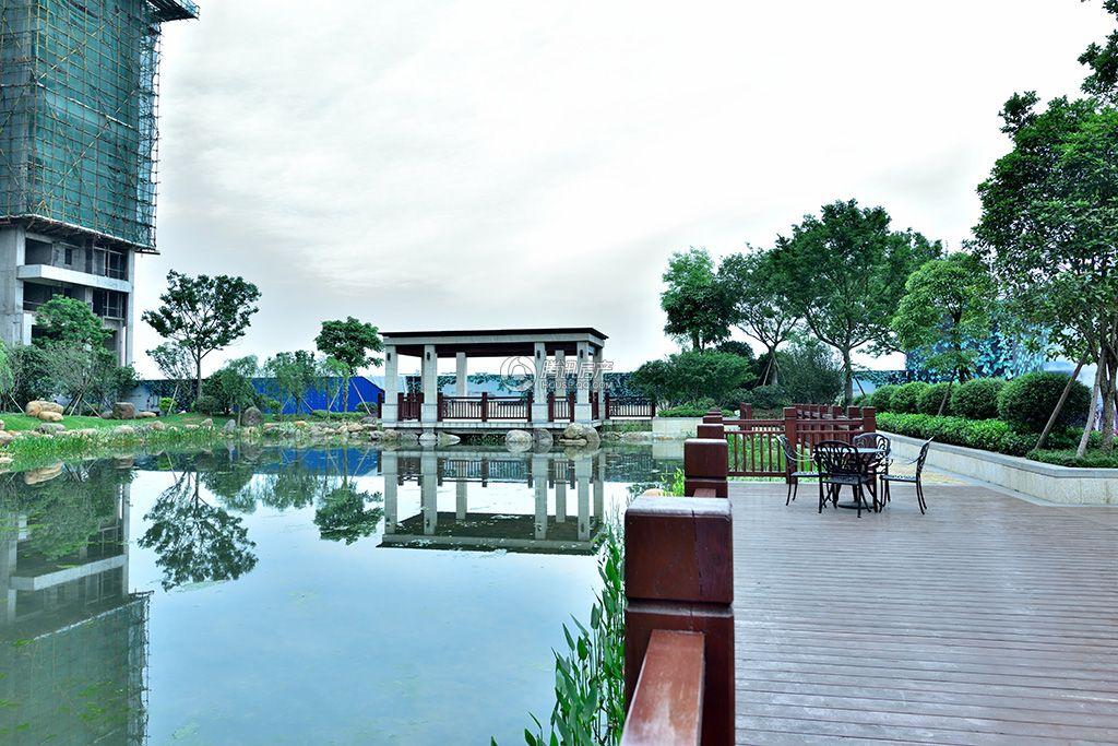 三祺·澜湖国际实景图