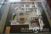 未来城2室2厅1卫0平方米户型图