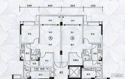 景新豪苑0平方米户型图
