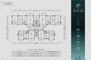 清华园0室0厅0卫99--152平方米户型图