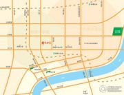锦绣世家交通图