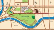 恒大苹果园交通图