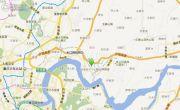 港城印象交通图