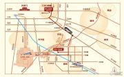 廊坊孔雀城・公园海交通图