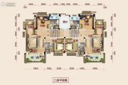 恩施碧桂园二期5室2厅1卫240平方米户型图