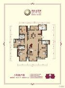 香邑拉菲堡4室2厅3卫251平方米户型图