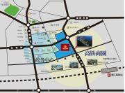 光彩江汉城交通图