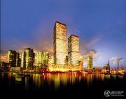 中南金石国际广场效果图