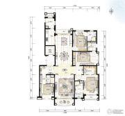 青岛星河湾4室3厅0卫265平方米户型图