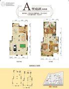 华宇龙湾0室0厅0卫0平方米户型图
