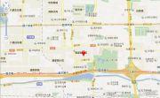 长安王府交通图