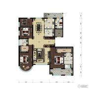 天润福熙大道3室0厅0卫267平方米户型图