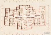 恒大雅苑127--160平方米户型图