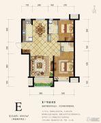 沧兴一品2室2厅2卫0平方米户型图