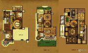 中瓯・金色海岸5室2厅4卫351平方米户型图