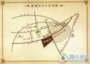 鹤山坚美园交通图
