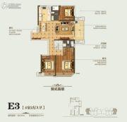 梅溪・正荣府0室0厅0卫135平方米户型图