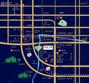 景瑞御府交通图