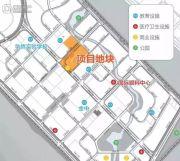 华润海湾中心・九里交通图