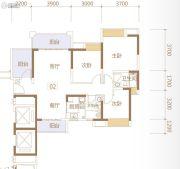 藏珑华府4室2厅2卫0平方米户型图