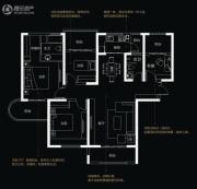国润城4室2厅2卫139平方米户型图