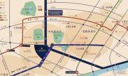 龙湖西府原著交通图