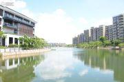 广佛新世界上城外景图