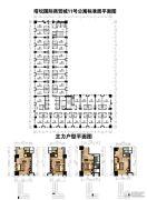 中国・石家庄・塔坛国际商贸城0平方米户型图