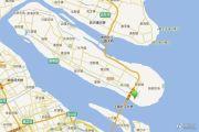 崇明三湘森林海尚交通图
