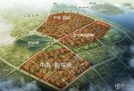 中南・世纪城