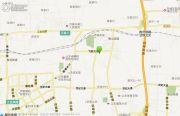 中建新悦城交通图