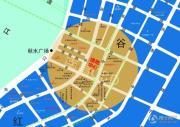 红谷滩绿地中心交通图