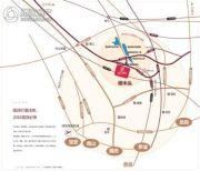 �X秀新城交通图