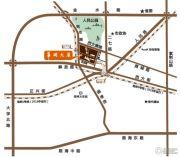 华润悦府交通图