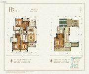 九洲绿城・翠湖香山6室2厅3卫262平方米户型图