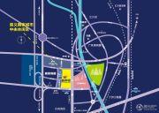 自游港奥特莱斯广场交通图
