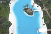 香山长岛实景图