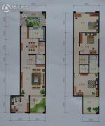 益盛园4室2厅0卫172平方米户型图