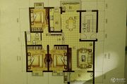 上海大花园 多层3室2厅1卫130平方米户型图