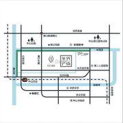 东方骏园交通图