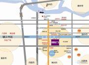 蝴蝶商业广场交通图