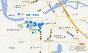 秀峰・御龙湾交通图