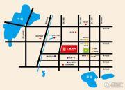 汇通国际丨悦府交通图